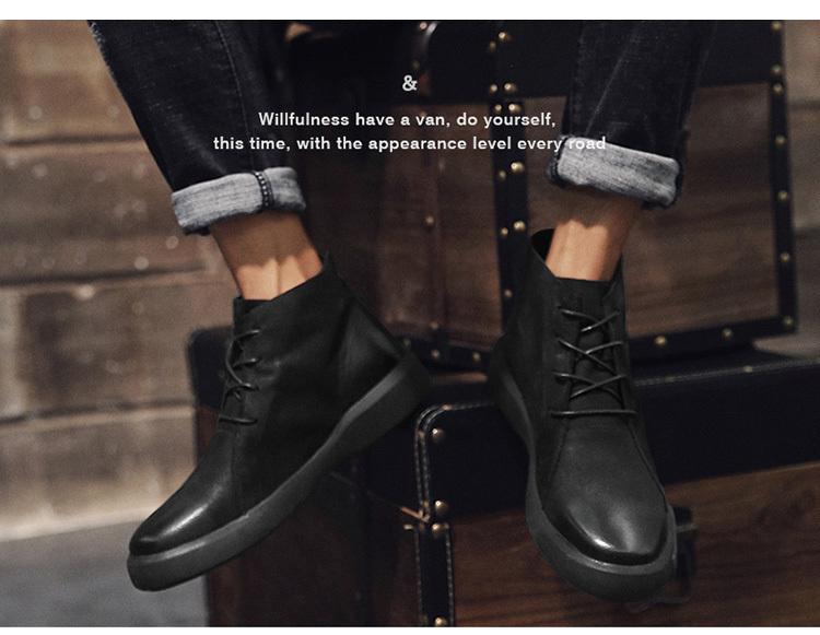fashion boots men (2)