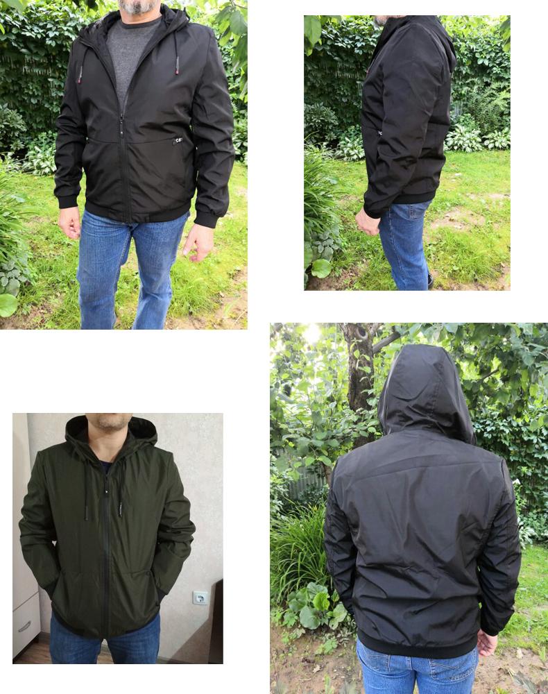 hooded jacket -buyer show