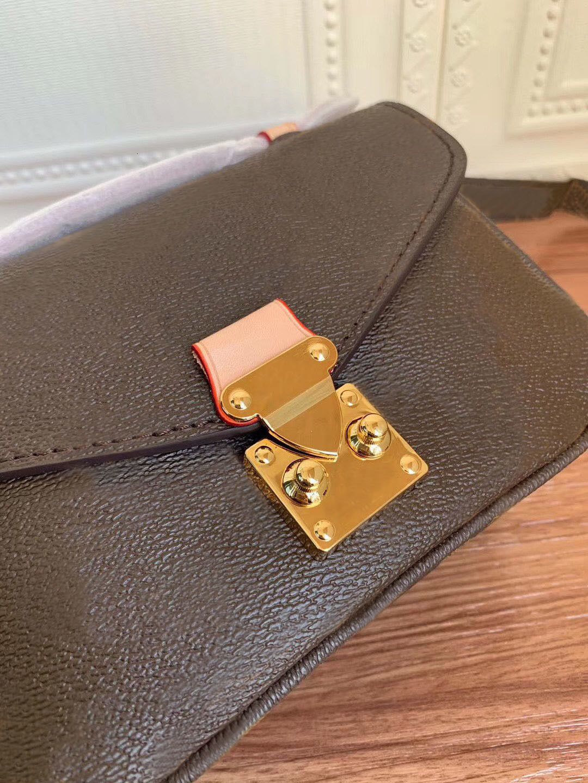 Hot classic highest quality bags Empreinte handbags shoulder bags tote twist handbag messenger Shopping bag Metis Messenger bag