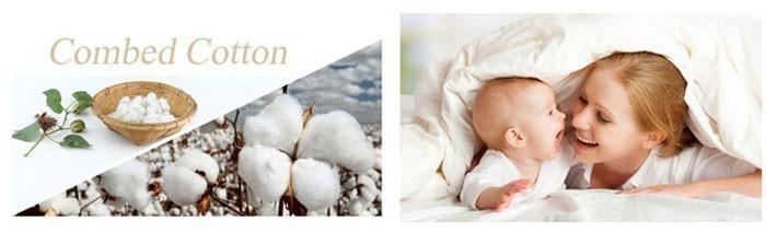 combed cotton
