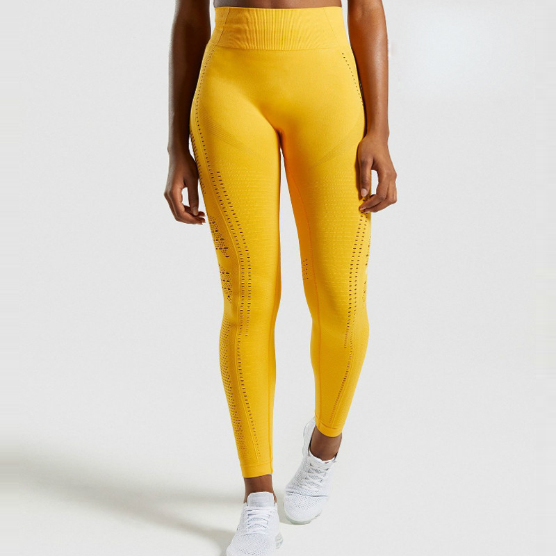 New-Flawless-Kint-Tights-Women-Hollow-Out-Gym-Leggings-High-Waist-Seamless-Yoga-Pants-Workout-Leggings