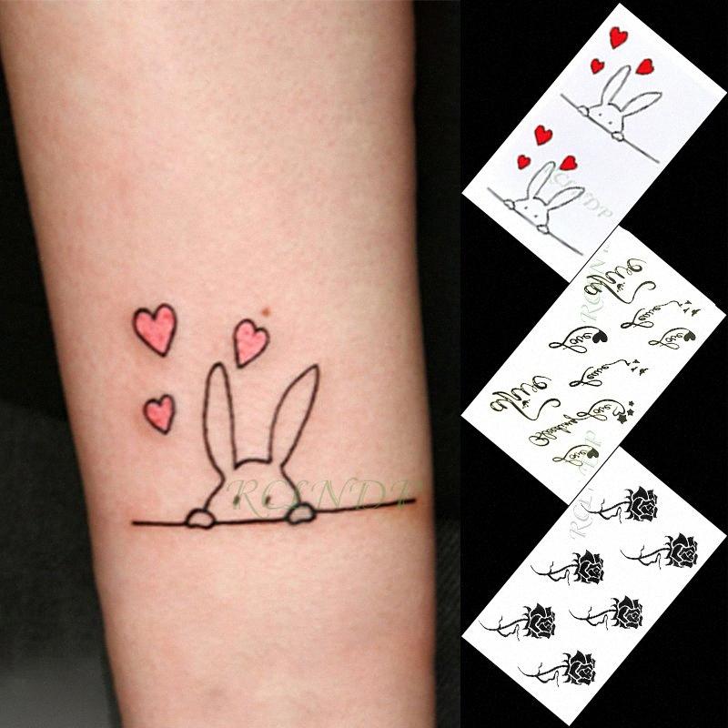 Tatouages Lettre Pour Les Femmes Distributeurs En Gros En Ligne Tatouages Lettre Pour Les Femmes A Vendre Dhgate Com