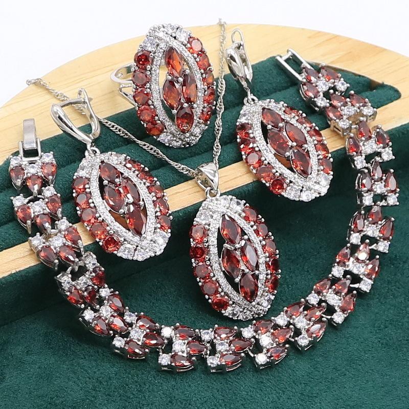 Cristal mamá Collar y pendiente conjunto Navidad El Dia De La Madre Cumpleaños Boda 769