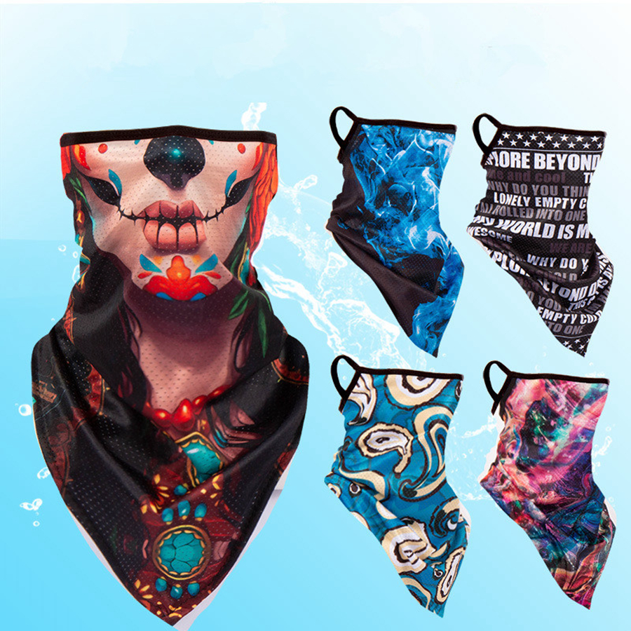 Motorcycle Face Mask for Womens and Mens Multifunction Scarf Loknfjhd Unisex Seamless Bandana Neck Gaiter Tube