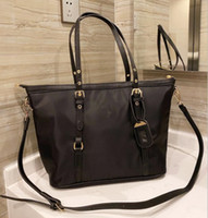 Luxury Designer Original Style High Quality Black Nylon Wate...
