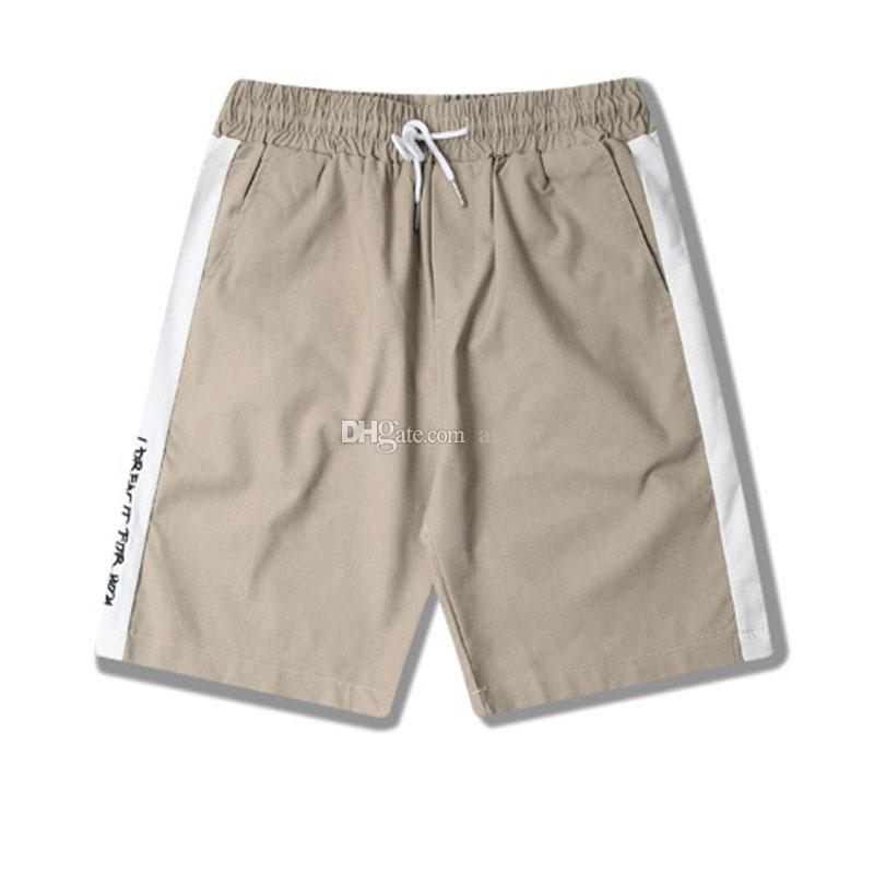 2019 Mens Summer Shorts Fashion Men Stylist Pants High Quality Trend Hip Hop Summer Sports Shorts