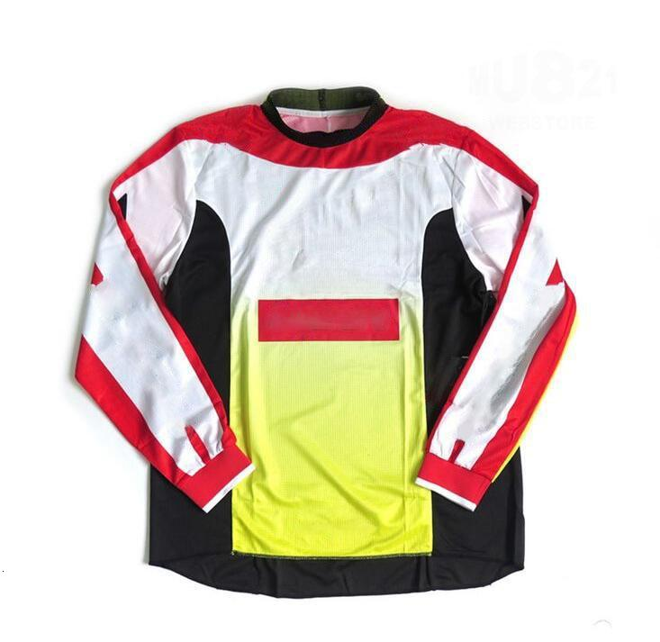 Summer motorcycle racing suit, motorcycle pull downhill sweatshirt, mountain bike downhill car suit, polyester quick-drying can be customize