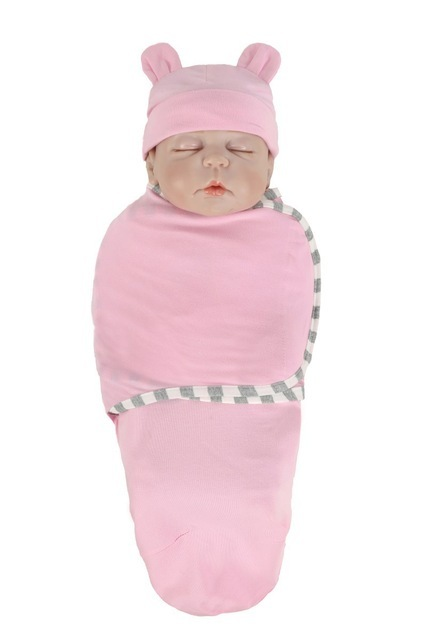 2pcs-set-0-3-Months-Newborn-Wrapping-Swaddle-Anti-shock-Baby-Wrap-Blanket-Baby-Hat-Sleeping.jpg_640x640 (6)