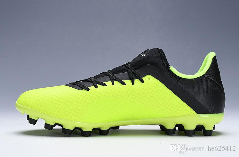 AG X 18.3 kids Football Boots Enfants Chuteiras De Futebol Children Infant Youth Junior soccer cleats Boys Girls Shoes