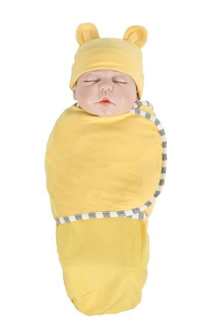 2pcs-set-0-3-Months-Newborn-Wrapping-Swaddle-Anti-shock-Baby-Wrap-Blanket-Baby-Hat-Sleeping.jpg_640x640 (5)