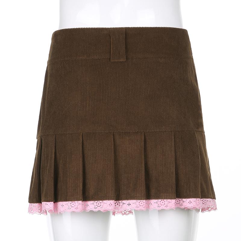 Corduroy Skirt (2)
