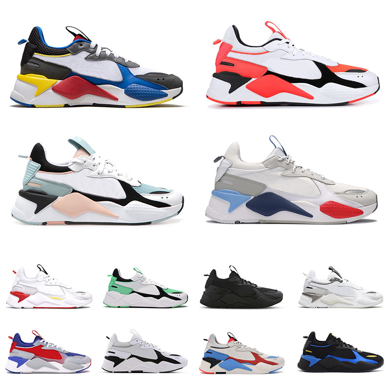 New Sneakers RX-S Reinvention mens womens running shoes white black red gold grey green multicolor fashion mens trainers shoes size 36-45