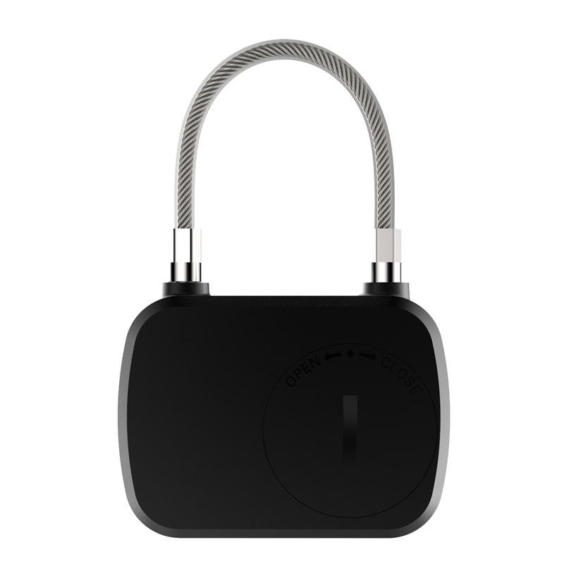 Smart Fingerprint Lock 3