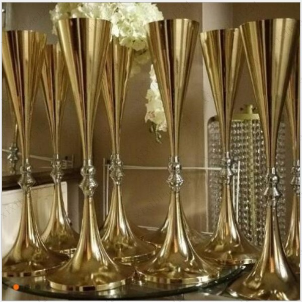 Wholesale Tall Wedding Centerpiece Vases Buy Cheap In Bulk From China Suppliers With Coupon Dhgate Com