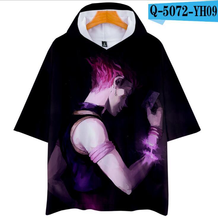 Anime Hunter X Hunter Killua Hisoka 3D T Shirt Women Men ...
