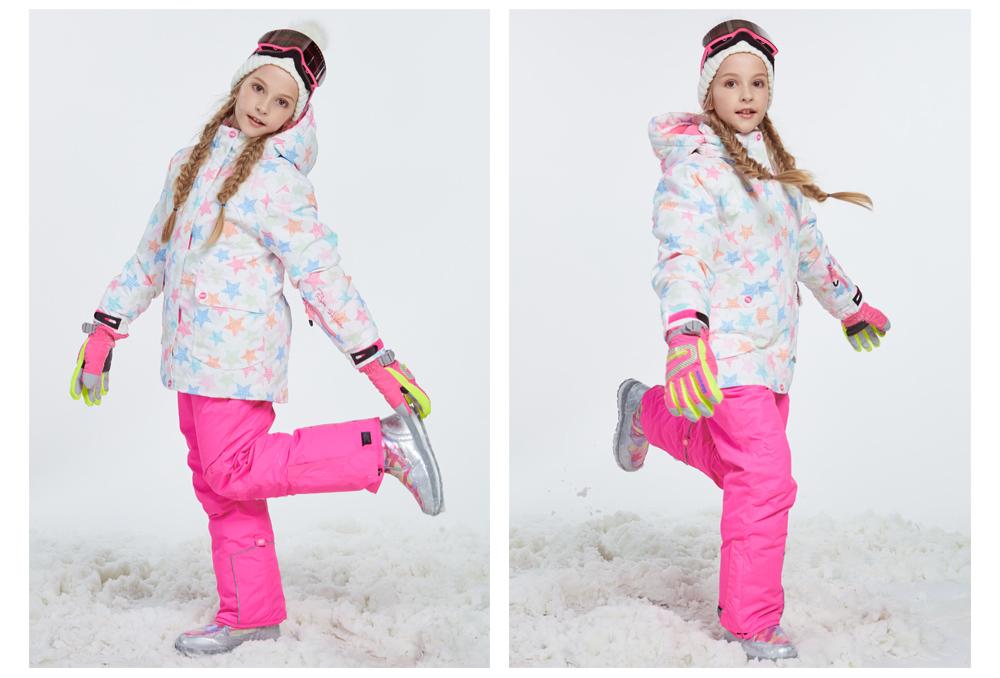 ski and snowboard jackets