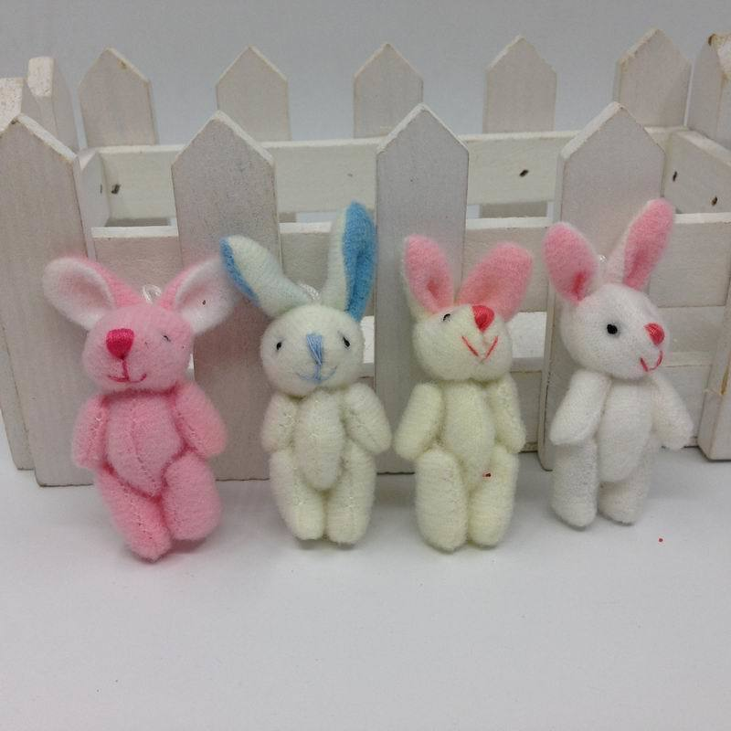 4cm bunny 4color 5