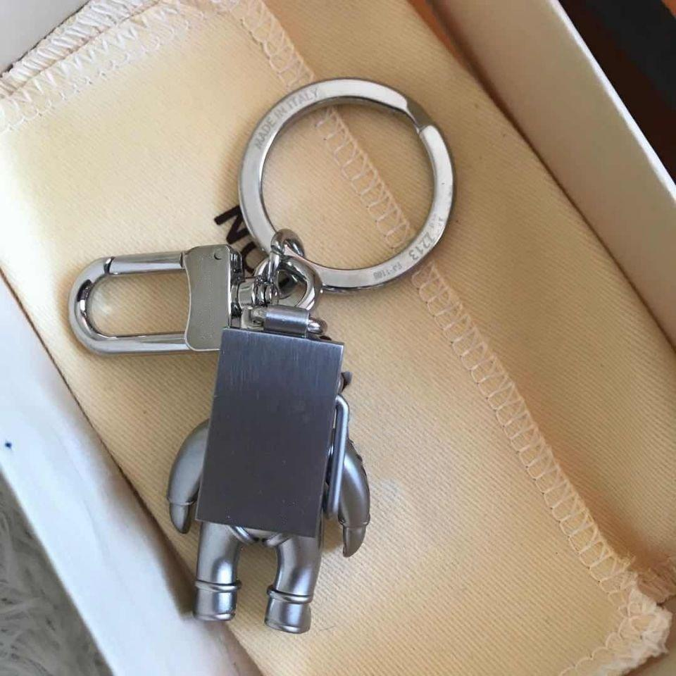 2019 original Keychain Bag Pendant Car Keychains astronaut Decoration Luggages Bag Parts accessories Gifts with box