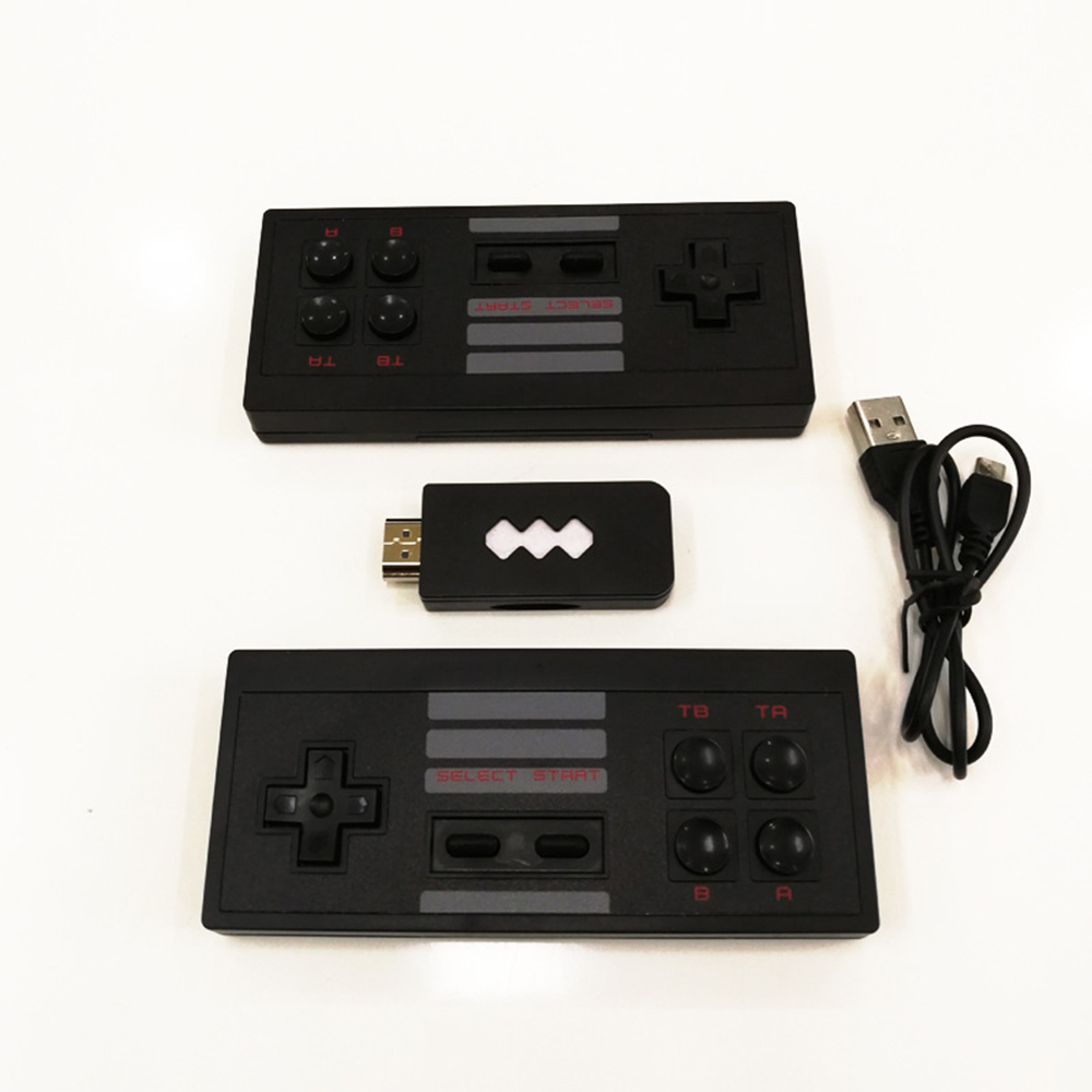 Retro TV mini Game Console Controller for NEST card Console HDMI Video Games