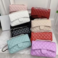 Luxury Designer Lingge CF Flap bag Top- quality Lady Women Ho...
