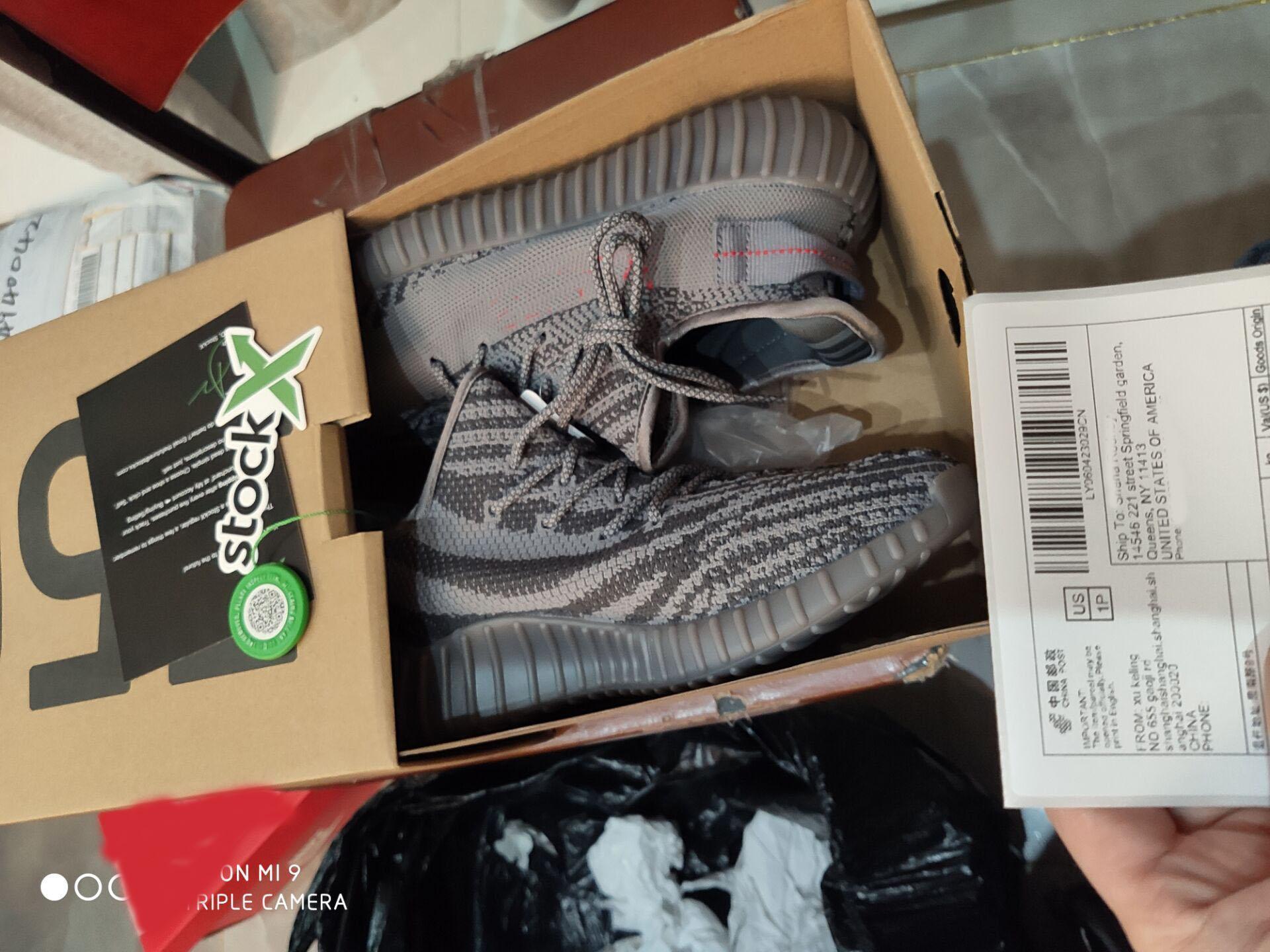 Kanye West Yecheil Yeezreel Refelective Black Static Reflective Cloud white Citrin Lundmark Antlia Synth Belgua Zebra Bred Designer shoes