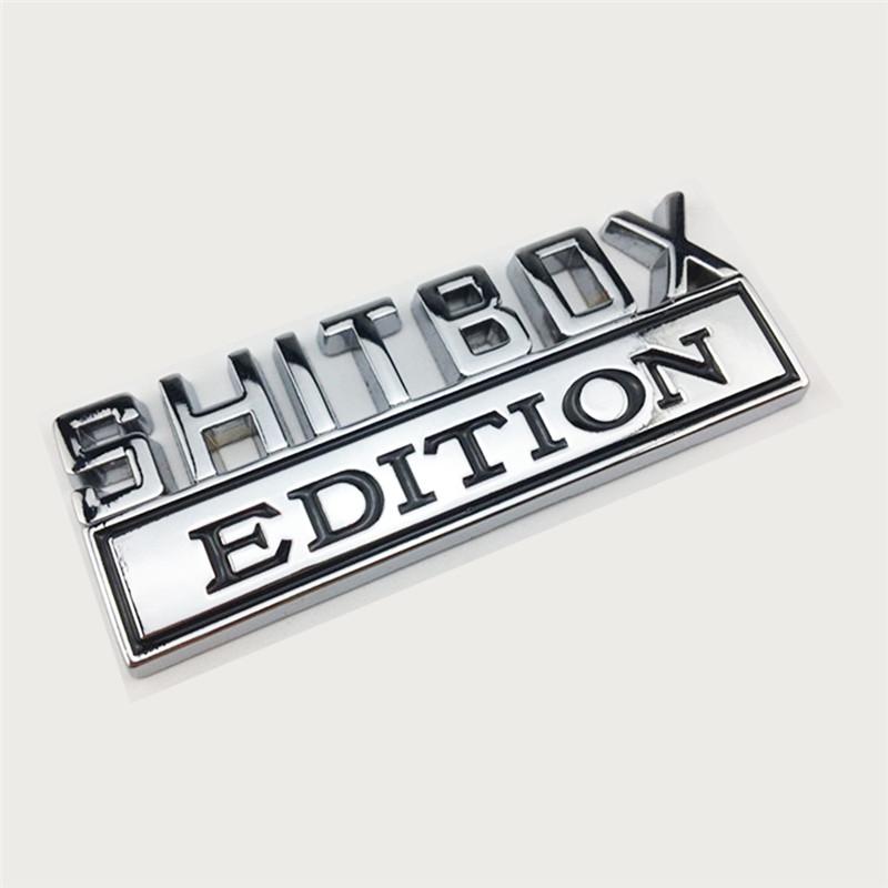 SHITBOX sticker 05