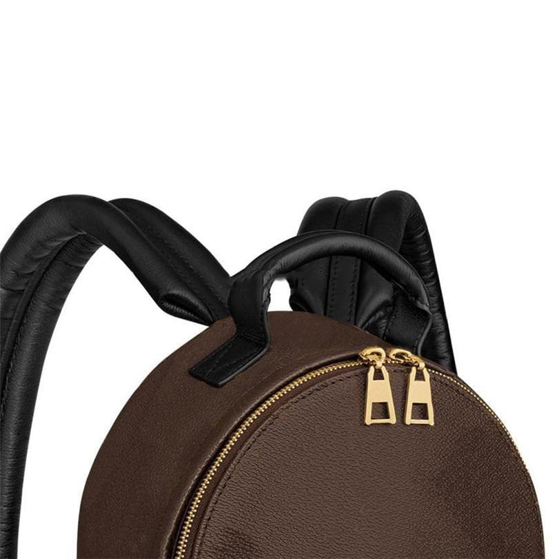 Nicolas Ghesquiere backpack lady Genuine Leather Designer Backpacks fashion back pack fow women handbag Presbyopic Mini shoulder bag puser