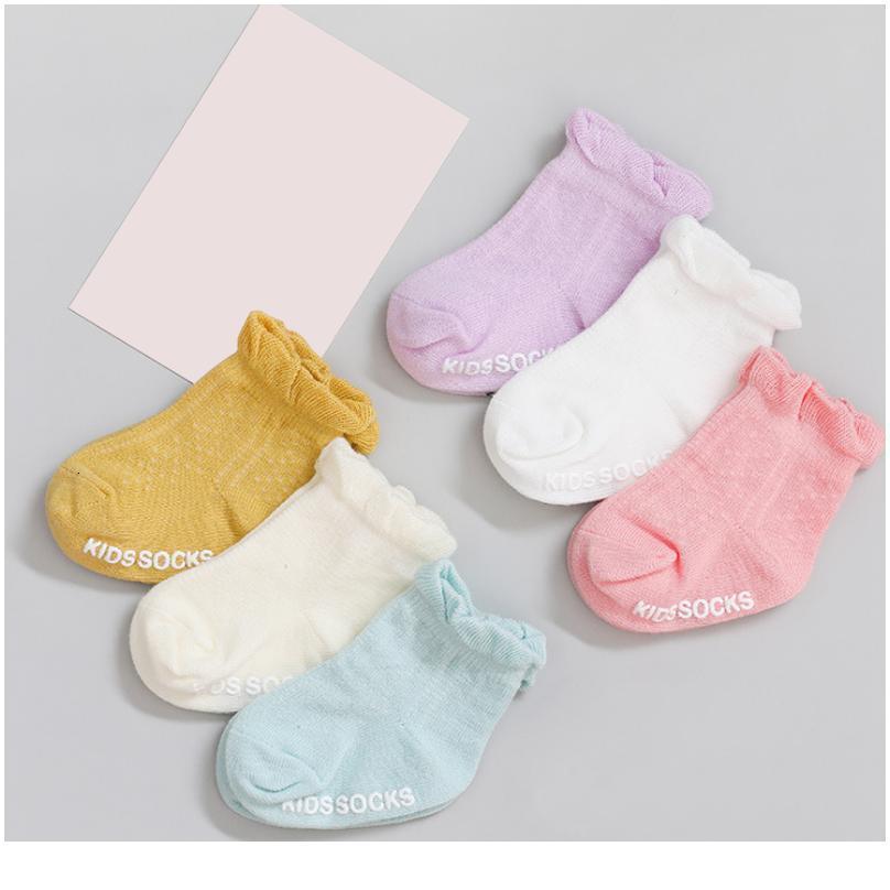 2020 New Non-slip Children Baby Socks Newborn Baby Socks For Girls And Boys / qylfRh