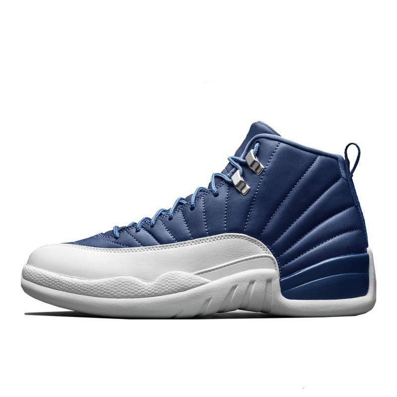 2021 New 12 12s XII Men Basketball Shoes Flu Game Indigo Dark Concor FIBA GYM Red Winterized Taxi Mens Trainers Outdoor Sports Sneakers