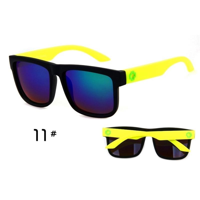 Sunglasses Men Sport Sunglasses Men Driving Mirror Coating Points Black Frame Eyewear Male Sun Glasses UV400 (9)