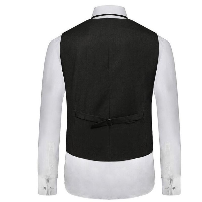 -suit-waistcoat-Men-s-Double-Breasted-Leisure-Business-Suit-Vest-Waistcoat-custom-Blue-grey-black (3)