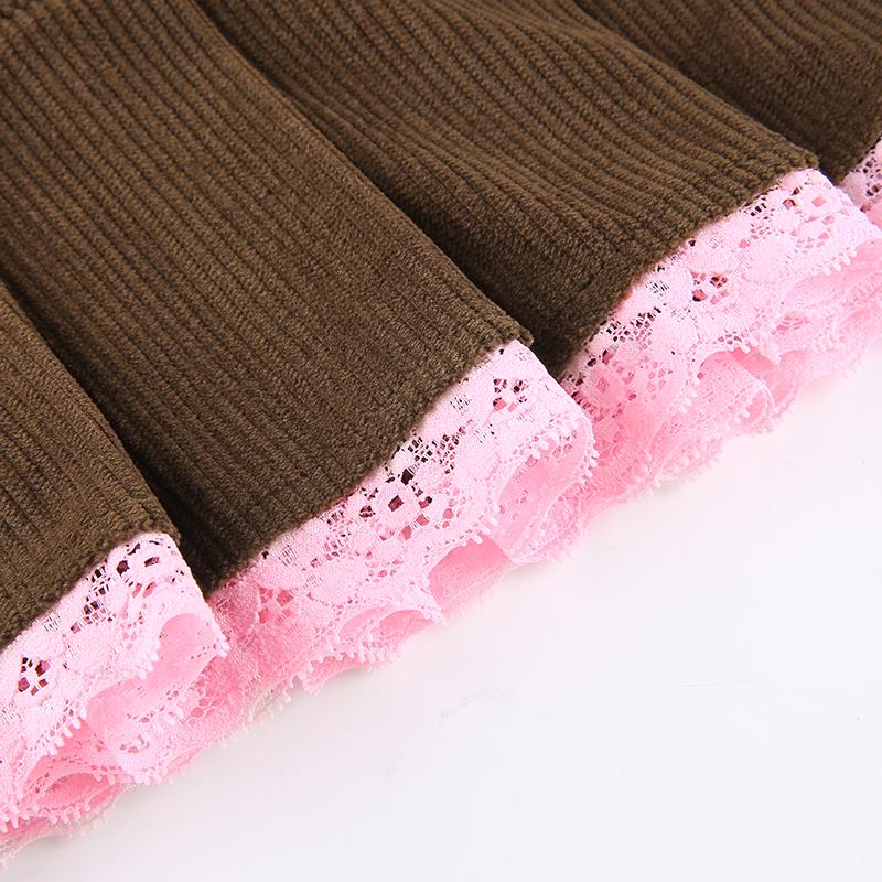 Corduroy Skirt (5)