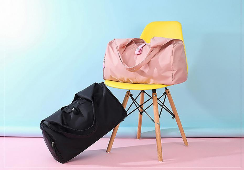 Waterproof Yoga Mat Bag Gym Fitness Bags for Women Men Training Sac De Sport Travel Gymtas Nylon Outdoor Sports Tas Sporttas108