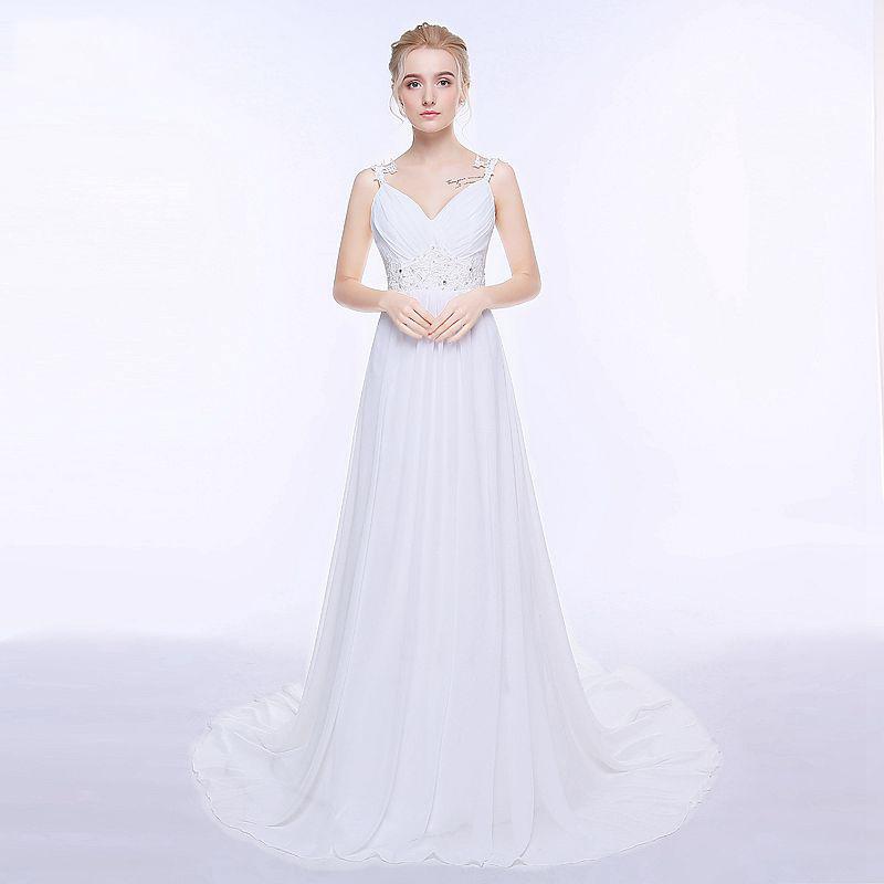 Jiayigong-Beach-Wedding-Dress-vestido-de-noiva-In-Stock-Plus-Size-Spaghetti-Straps-Beading-Chiffon-Wedding (4)