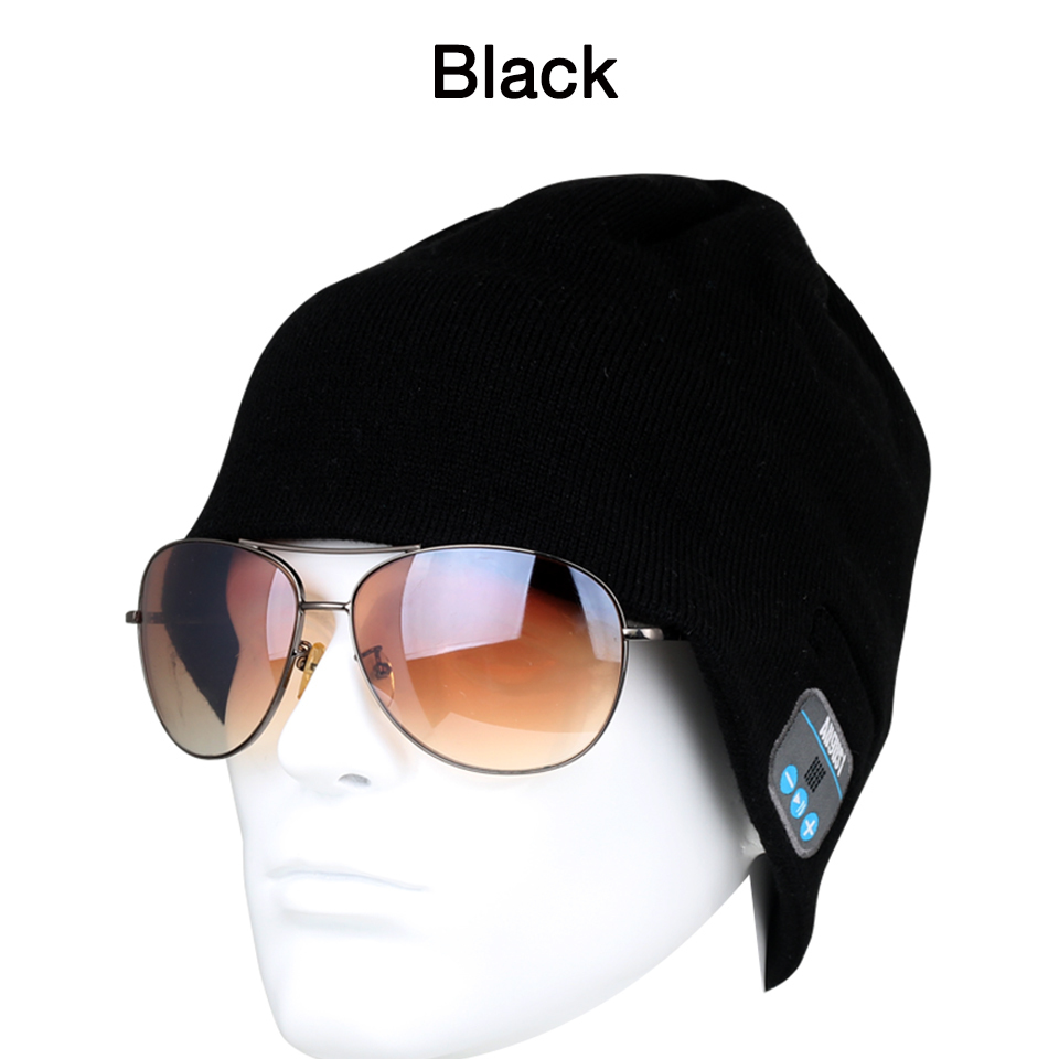 August EPA20B Bluetooth Beanie Cap for Outdoor