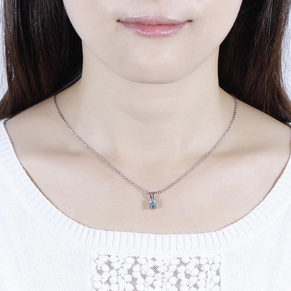 moissanite pendant necklace (5)