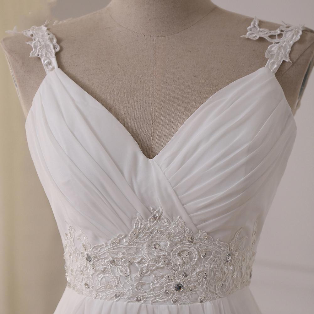 Jiayigong-Beach-Wedding-Dress-vestido-de-noiva-In-Stock-Plus-Size-Spaghetti-Straps-Beading-Chiffon-Wedding (2)