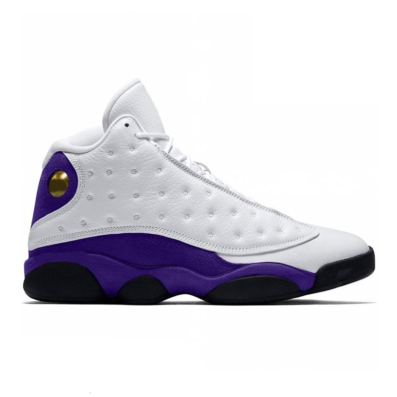 Men shoes 13 13s HE Got Game Hyper Royal Cap and Gown Love & Respect Playoffs mens trainers Sports Sneakers 7-13