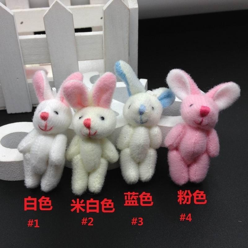 4cm bunny 4color 0