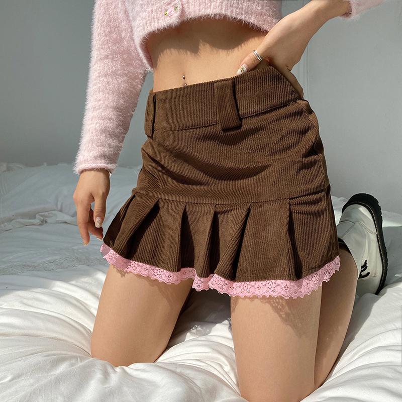 Corduroy Skirt (12)