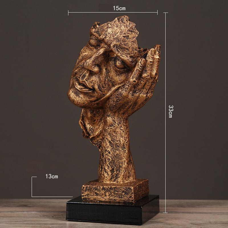 Resin Silence Figurines (21)