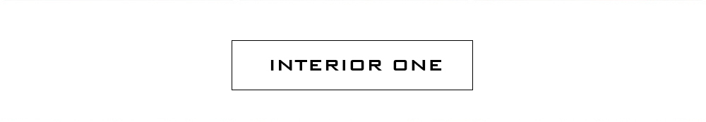 INTERRIOR ONE