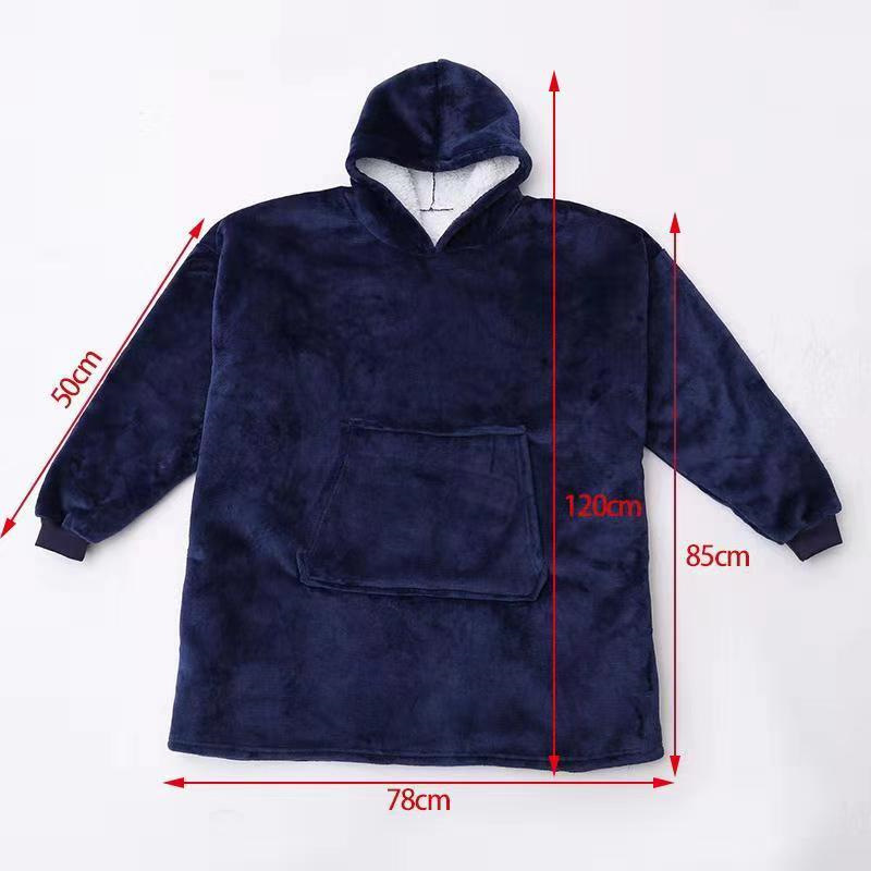 Winter-Oversized-Hoodie-Women-Sweatshirts-TV-Blanket-Hoodies-Soft-Outdoor-Hooded-Coats-For-Adult-or-Child