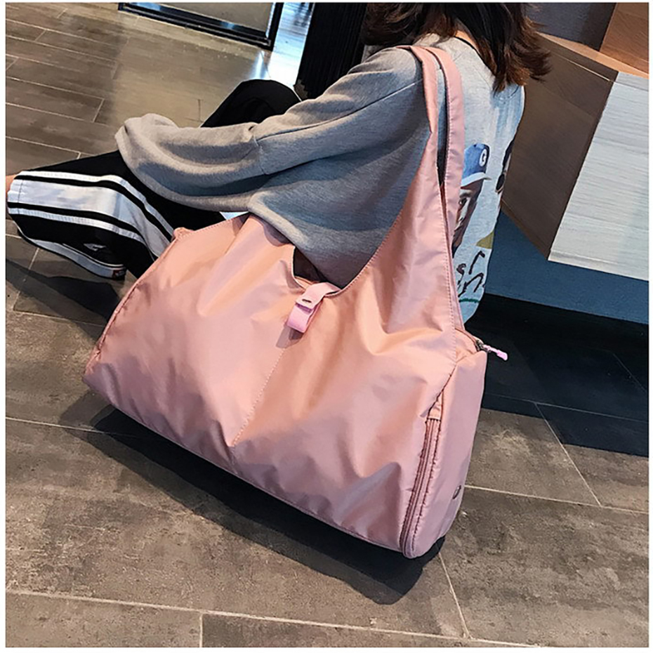Waterproof Yoga Mat Bag Gym Fitness Bags for Women Men Training Sac De Sport Travel Gymtas Nylon Outdoor Sports Tas Sporttas104