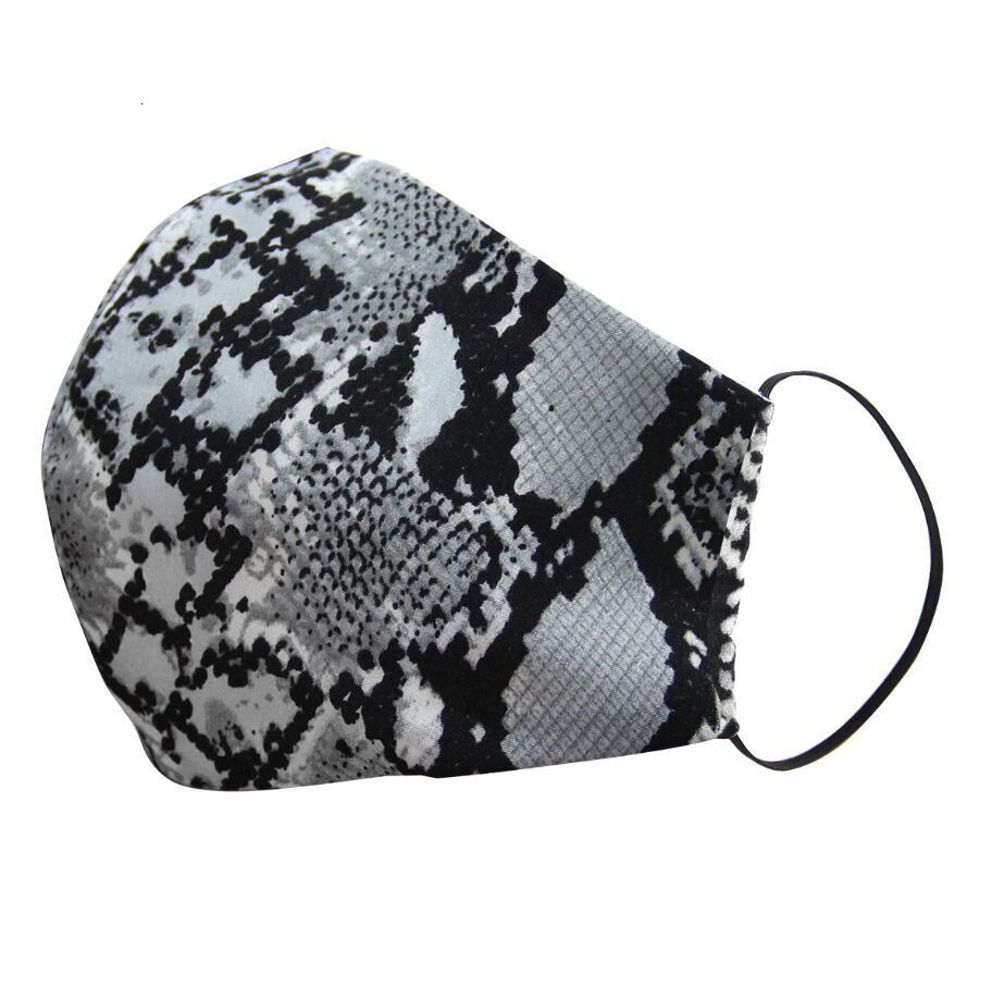 Fashion Leopard Print Face Masks Designer Mask Washable Dustproof Respirator Cycling Men And Women Outdoor Sports Print Cotton Mouth Masks