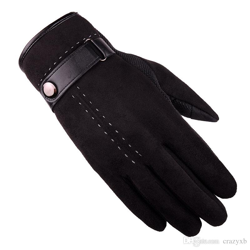 High Quality Unisex Fleece Windproof Winter Gloves Touchscreen Gloves for SmartPhone Cold Weather Waterproof/Windproof