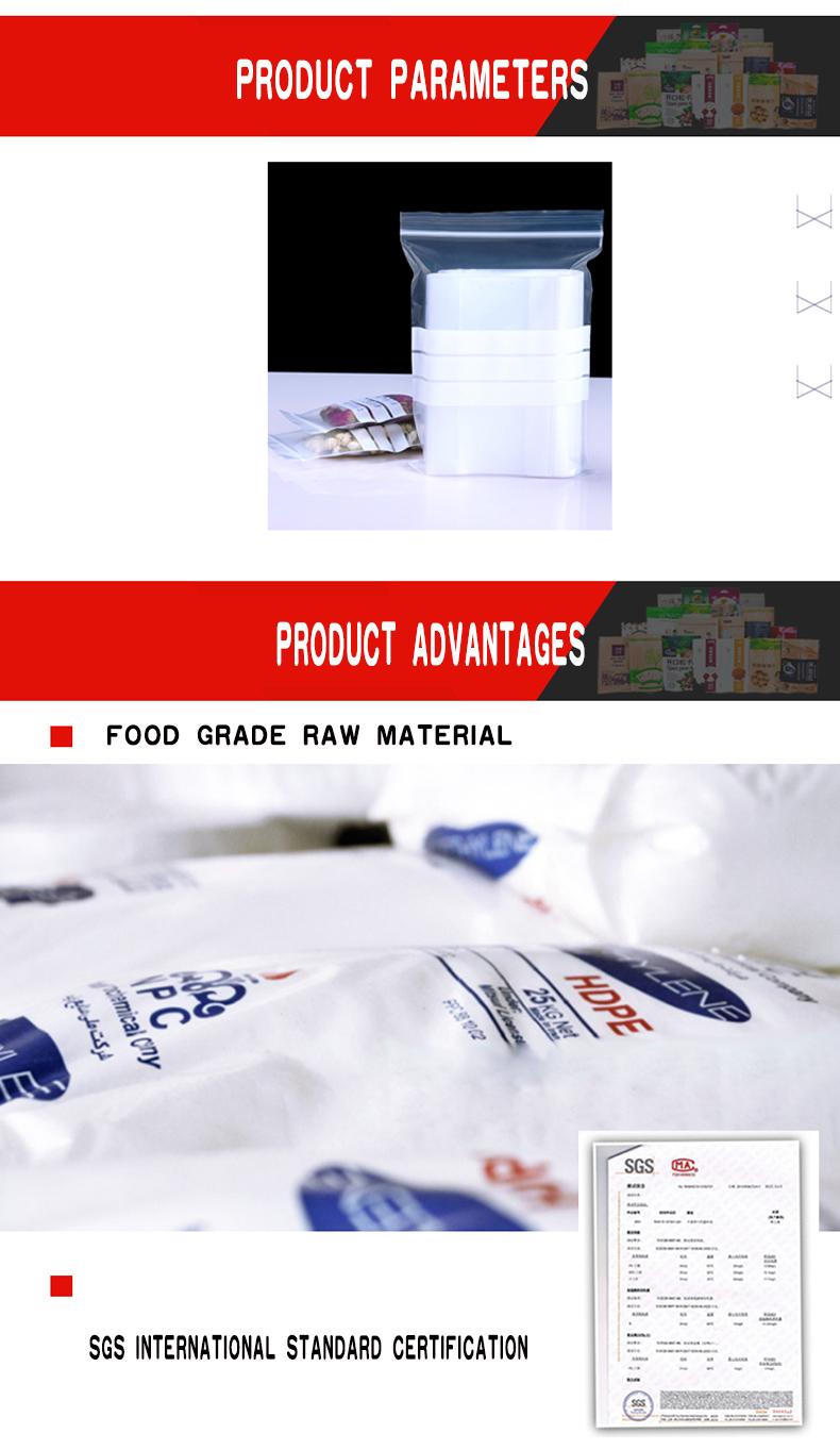 1 Writable,compact,ziplock,plastic pocket,sealed bag,food,packaging,medicine,sample bag,parts,dried zipper,selfstyled,reseal,bump,fresh,home,office,daily fruit,tea,nut (3)
