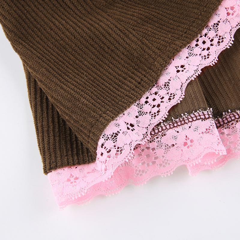 Corduroy Skirt (7)
