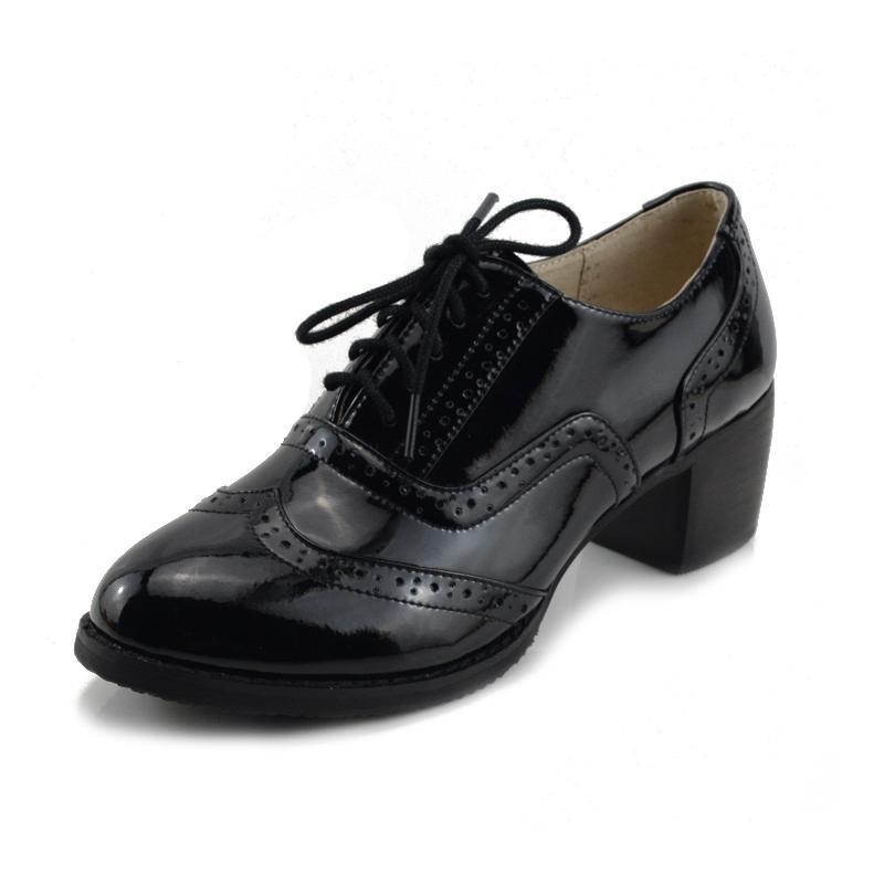 Discount Women British Oxford Shoes