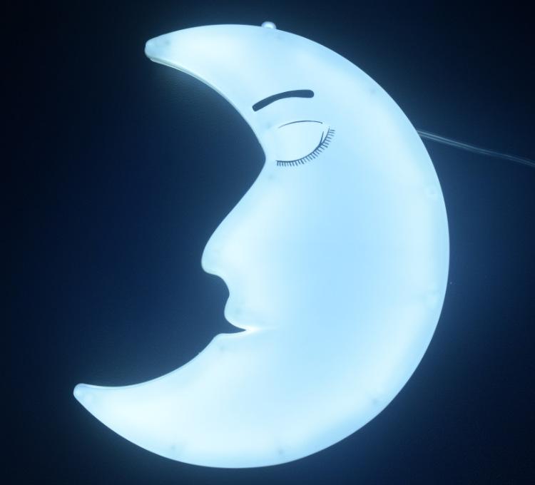 Old White Moon